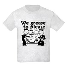 Grease to Please T-Shirt