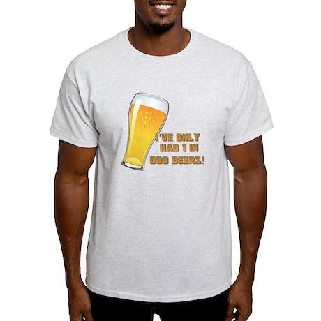 Dog Beers Light T-Shirt
