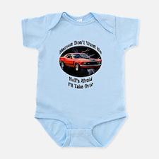 Ford Mustang Boss 351 Infant Bodysuit