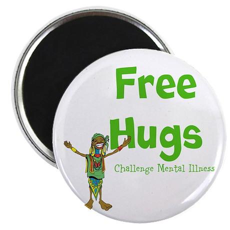 Free Hugs Magnet