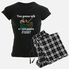 Talk or Fish Pajamas