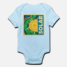Solar Energy Infant Bodysuit