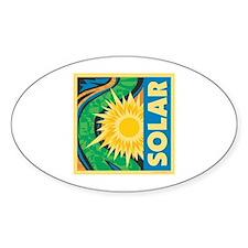 Solar Energy Decal