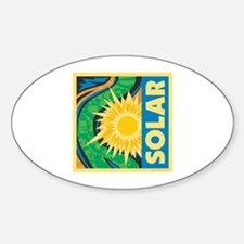 Solar Energy Decal
