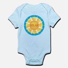 Solar Sun Infant Bodysuit