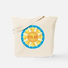Solar Sun Tote Bag