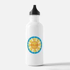 Solar Sun Water Bottle