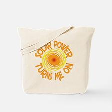 Solar Energy Tote Bag