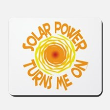 Solar Energy Mousepad