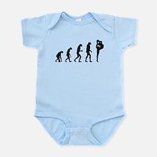Evolution ballet Infant Bodysuit