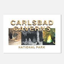 Carlsbad Caverns Americas Postcards (Package of 8)