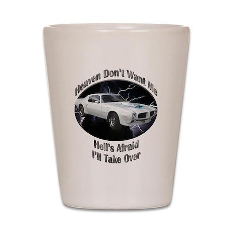 Pontiac Trans Am Super Duty Shot Glass
