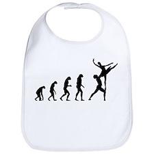 Evolution ballet Bib