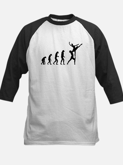 Evolution ballet Kids Baseball Jersey
