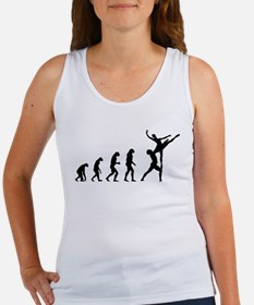 Evolution ballet Women's Tank Top