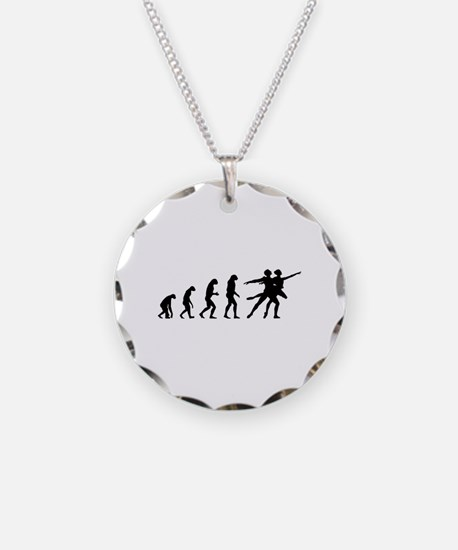 Evolution ballet Necklace