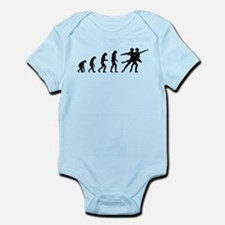 Evolution ballet Infant Bodysuit