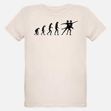Evolution ballet T-Shirt