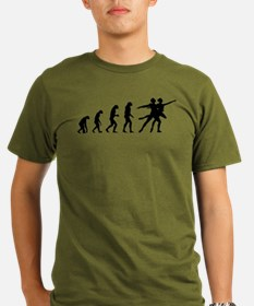 Evolution ballet T-Shirt
