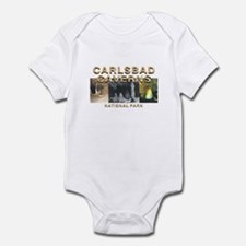 Carlsbad Caverns Americasbesthisto Infant Bodysuit