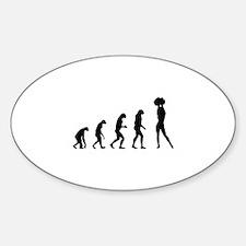 Evolution cheerleading Decal