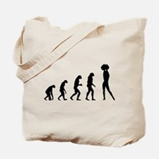 Evolution cheerleading Tote Bag