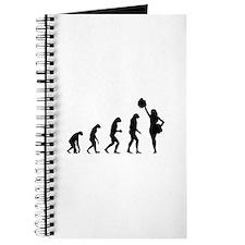 Evolution cheerleading Journal