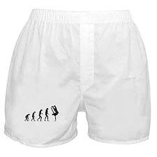 Evolution bboy Boxer Shorts