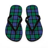 Clan campbell Flip Flops