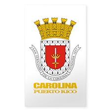 Carolina COA Decal