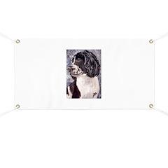 Springer Spaniel Banner