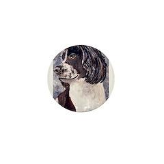 Springer Spaniel Mini Button (100 pack)