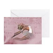 dream dance Greeting Cards (Pk of 10)