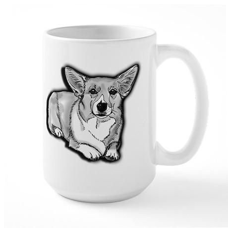 Que - Large Mug