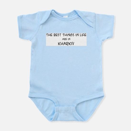 Best Things in Life: Kharkiv Infant Creeper