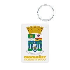 Mayaguez COA Keychains