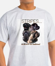 Mastiff 80 Ash Grey T-Shirt