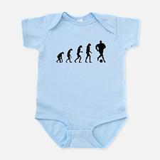 Evolution soocer Infant Bodysuit