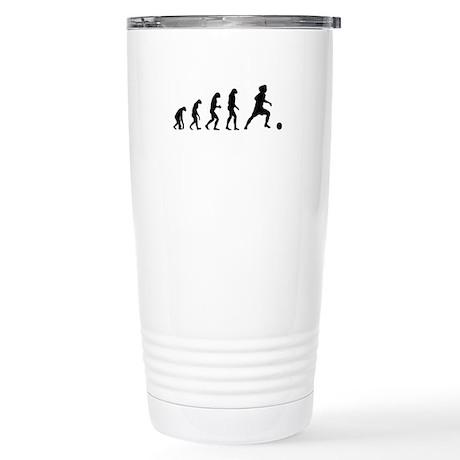 Evolution soocer Stainless Steel Travel Mug