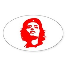 Revolutionary Woman Decal