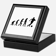 Evolution soocer Keepsake Box
