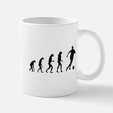 Evolution soocer Mug