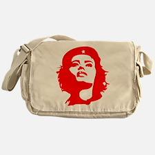 Revolutionary Woman Messenger Bag