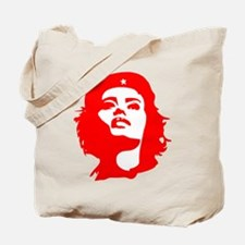 Revolutionary Woman Tote Bag