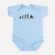 Evolution karate Infant Bodysuit