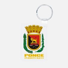 Ponce COA Keychains