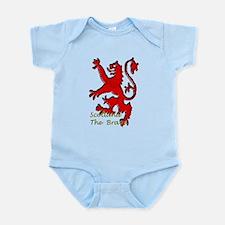 Scotland the Brave Infant Bodysuit