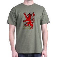 Scotland The Brave T-Shirt