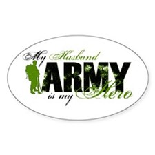 Husband Hero3 - ARMY Decal