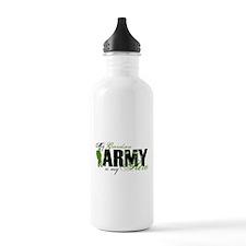 Grandson Hero3 - ARMY Water Bottle